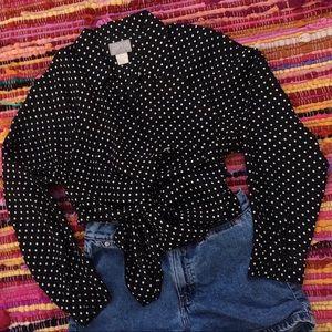 Vintage ESPRIT beautiful button down blouse